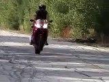 Motorcycle Wheelie CRASH Street Bike ACCIDENT Riding Wheelies CRASHES Epic FAIL flv