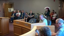 Hanover Introduces its Town Crier