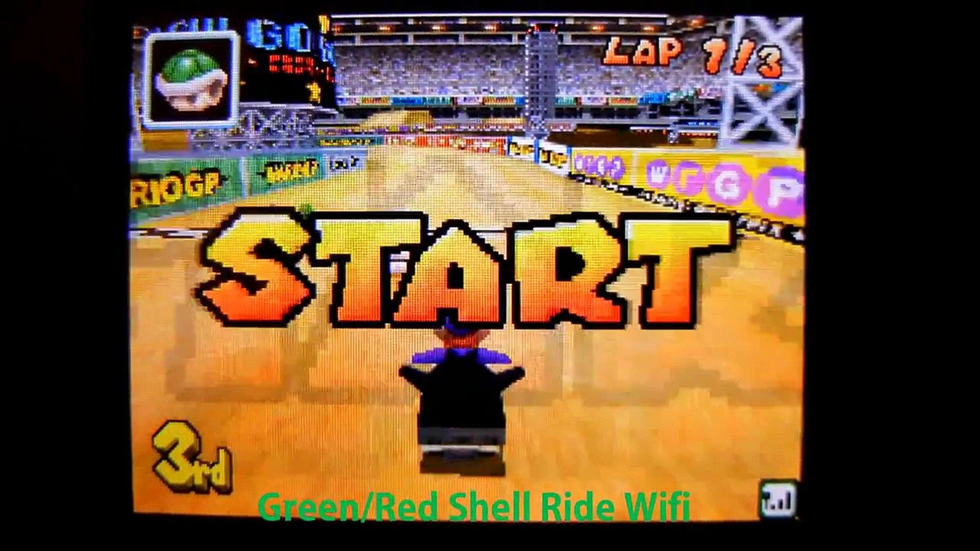 Mario Kart Ds Item Ride Codes 4 0 Wifi