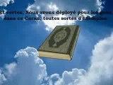 Rappels Coran