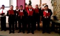 Iglesia getsemani (ICIAR) sociedad de varones