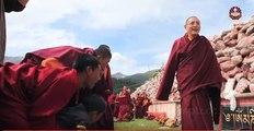 《天王尊胜—希阿荣博堪布住世祈祷文》Long Life Prayer for H.E. Sherab Zangpo Rinpoche