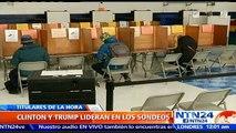 Precandidatos presidenciales en EE.UU. a la caza de votos para primarias clave en Nueva York