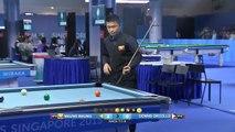 Billiards - Mens Singles Finals (Day 5) | 28th SEA Games Singapore 2015