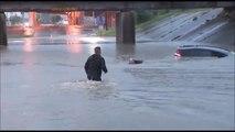 Live TV Water Rescue - Houston Flood 2016