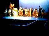 CLV musical 2010 Koning van de hoge rots, alles ademt en leeft