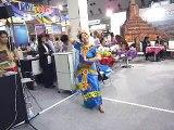 Traditional dances of Myanmar -JATA Tourism EXPO Japan(ツーリズムEXPOジャパン2014)-