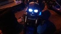 Stroboscopes pleins phares Hornet 900