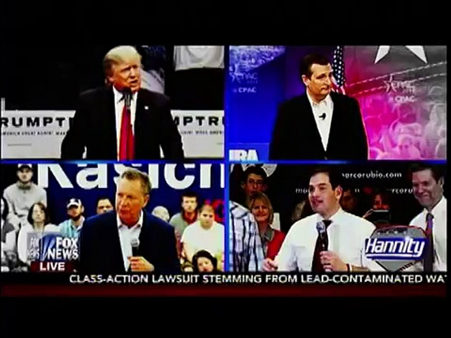 Trump To Weigh In On Election 2016 - The Trump Campaign - Donald Trump On Hannity