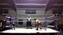 Lukas Frost vs. Korey Konstantine - Pro Wrestling EGO - EGO Cruiserweight Championship