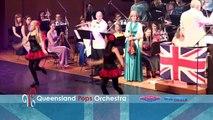 Queensland Pops Orchestra- Best of British