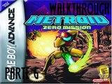 Walkthrough Metroid Zero Mission - Parte 6