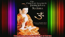 Read  The Twelve Sacred Principles of Karma  Full EBook