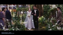 THE TWILIGHT SAGA BREAKING DAWN PART 1 - MOVIE CLIP:  THE WEDDING - Kristen Stewart, Robert Pattinson - Entertainment Movies Film The Twilight Saga New Moon Eclipse Breaking Dawn