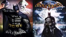 Batman Arkham asylum and Arkham City are getting remastered for the Xbox one and PS4