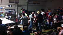 """The Prince of Pain"" Joe Kane vs. ""Loco Lobo"" Barry Wolf - Pro Wrestling EGO - EGO Heavyweight Championship - STREET FIGHT"