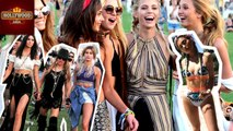 Hottest Celebs At Coachella 2016 | Kendall Jenner, Kylie Jenner | Hollywood Asia