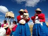 Cantico de despedida, Ilha de Uros, Lago Titicaca, em ingles agora
