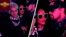 Rihanna and Leonardo DiCaprio Are Spotted Flirting at Coachella Party | Hollywood Asia