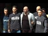 Orta di Atella (CE) - Camorra, preso il latitante Roberto Manganiello (17.04.16)