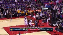 Paul George 28 Pts Highlights - Pacers vs Raptors - G2 - April 18, 2016 - 2016 NBA Playoffs