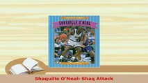 Download  Shaquille ONeal Shaq Attack PDF Book Free