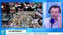 Jean-Luc Mélenchon, le nouvel homme fort des sondages et la bibliothèque numérique Google Books : les experts d'Europe 1 vous informent