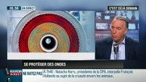 La chronique de Frédéric Simottel: Quand les tissus nous protègent des ondes Wi-Fi et GSM - 19/04