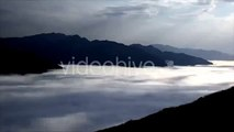 After Effects project - Spectacular Landscape Above the Clouds 3