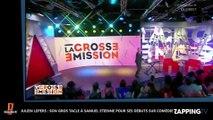Julien Lepers : Son gros tacle à Samuel Etienne pour ses débuts sur Comédie (vidéo)