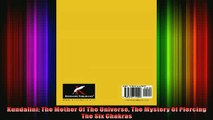 Read  Kundalini The Mother Of The Universe The Mystery Of Piercing The Six Chakras  Full EBook