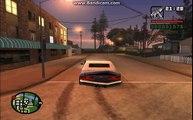 Grand Theft Auto 3 San Andreas Crossing Brigde Stunts and Airport Stunts