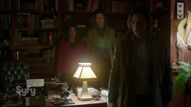 THE MAGICIANS   'The Magicians and The Beast   Syfy Video