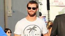 Chris Hemsworth rapporte une conversation hilarante avec sa fille