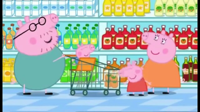 Peppa Pig - Shopping (MLG - My Style)