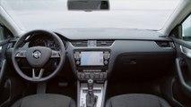 SKODA OCTAVIA Combi Test Drive 2016 - Interior Design Trailer