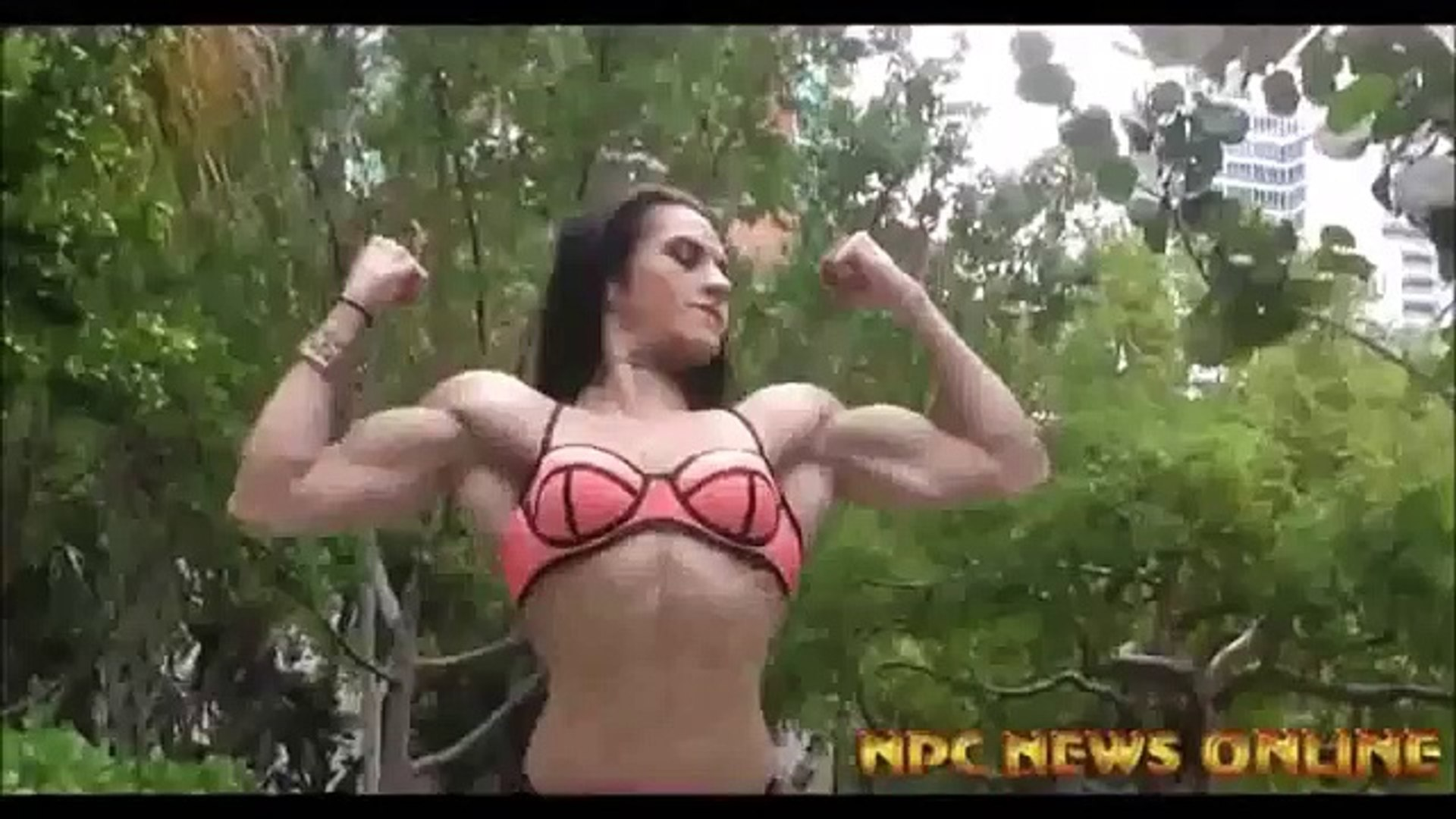 Teen Muscle Gril #25