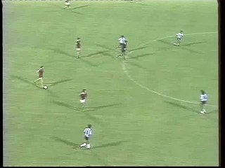 Argentína - Magyarország 1982.06.17 Pölöskei Gábor gólja