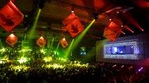 Armin Van Buuren live @ Hala Tivoli, Ljubljana 23-10-09 HD Video Vocal Trance!