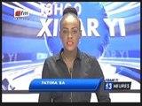 Xibar Yi 13h du 22 Juillet 2015 - Présentation : Fatima Ba
