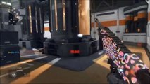 """BETTER THAN THE STEED! """"BAL-27 Obsidian Steed"""" CLASS SETUP! How To Get The Obsidian Steed (COD AW)"""
