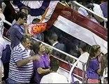 1993 NBA FINALS GAME 1 MICHAEL JORDAN POST GAME INTERVIEW WITH AHMAD RASHAD