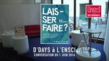 D-Days à l'ENSCI 1er juin 2016 1ere Partie