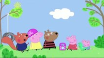 Peppa Pig listens to some grown up music