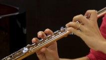 Erwin Schulhoff : Sonate pour flûte et piano par Raquele Magalhaes et Lorène de Ratuld |Le live de la Matinale