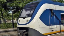 2656, SLT aankomst en vertrek, 1730 ICRm doorkomst, station Rotterdam Zuid 27-8-2012