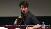 Le premier film végétarien - Camille Brunel
