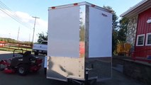 "New Snapper 52"" 26 HP Briggs Engine Zero Turn Lawn Mower Enclosed Trailer Package sleequipment"