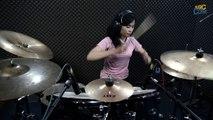 """Metropolis Part 1"" Dream Theater, Drum Cover by Riszy Biola Sakti (RDC)"