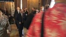 Emmanuel Macron interpellé à Nancy par un opposant à la loi travail!